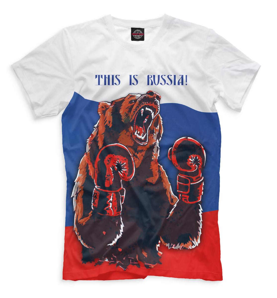 Медведь-боксер