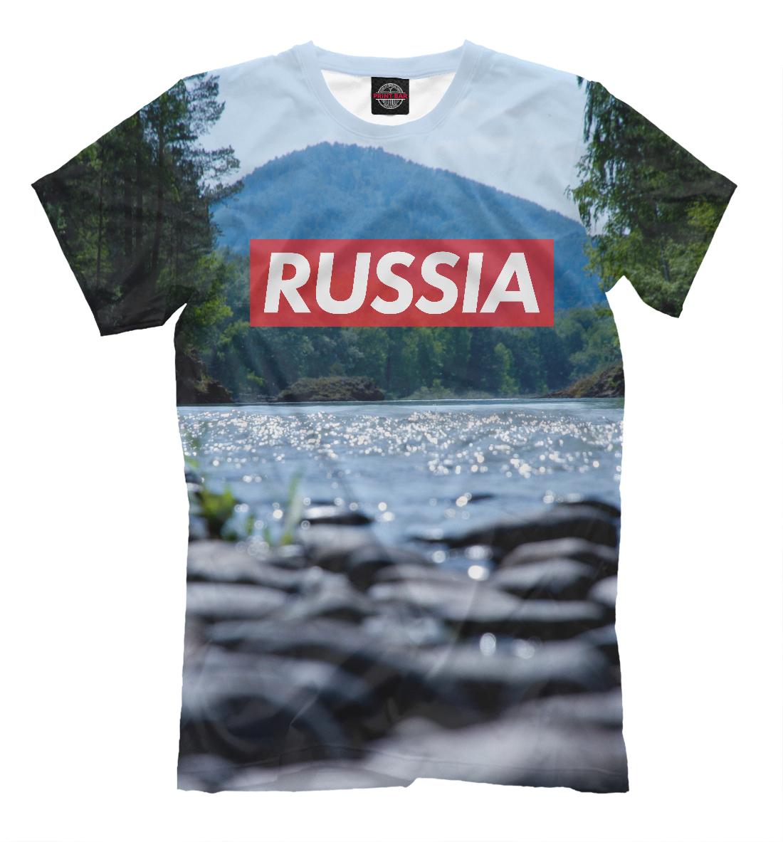 Russia река