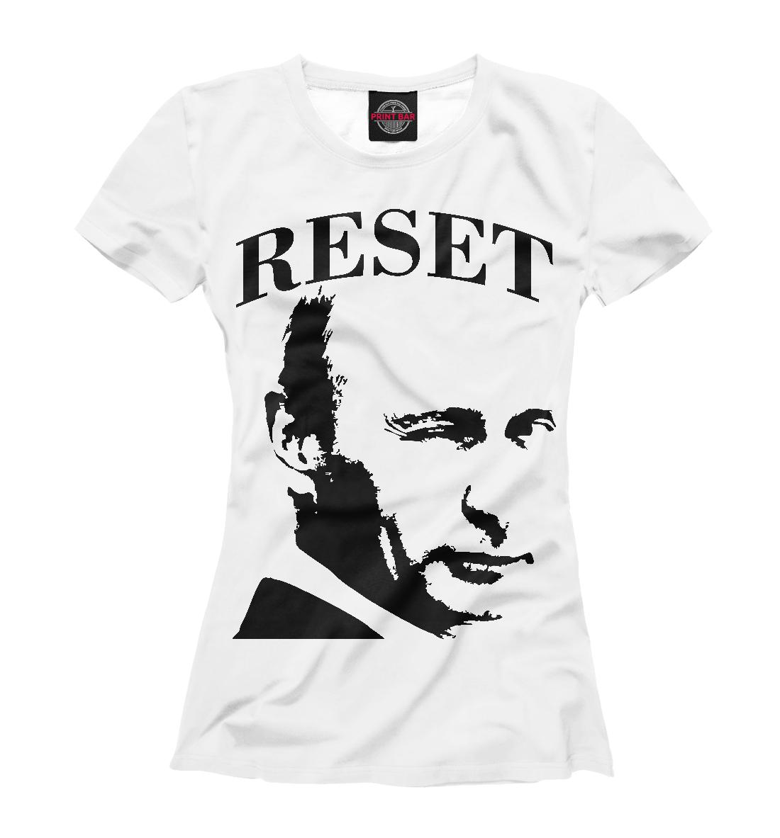 Путин reset